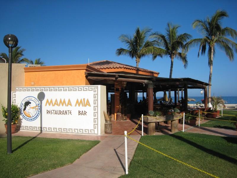Fabulous Mama Mia Restaurant